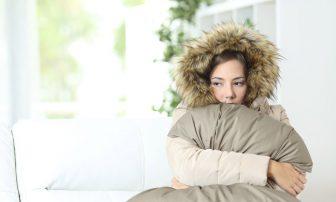 不調や中年太りの原因にも。「冷え」の要因とタイプをチェック!