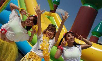 海外で人気! 10月16日に愛知県で新感覚のファンラン開催