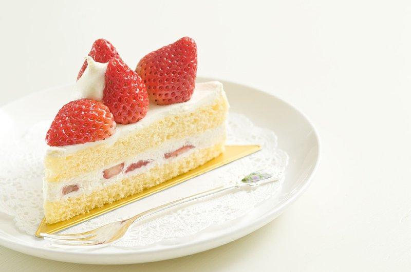 ショートケーキよりも太りにくいスイーツとは? 写真/アフロ