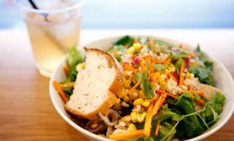 【野菜ランチ】オーナーも5kg減のサラダボウル専門店「With Green」