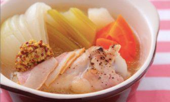 【旬菜】かぶやセロリなど、野菜がたっぷり!冬のごちそう「ポトフ」