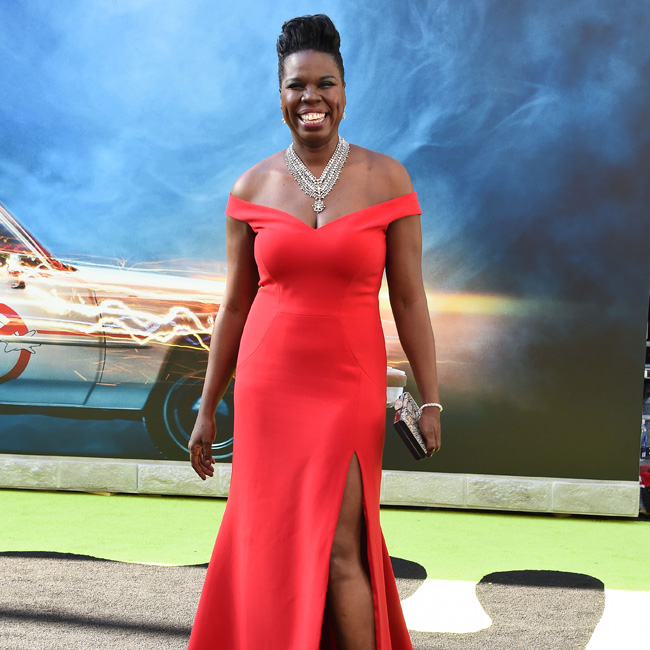 "arriving to the ""Ghostbusters"" Los Angeles Premiere held at the Chinese Theatre in Hollywood, CA. Pictured: Leslie Jones Ref: SPL1316098 100716 Picture by: Nate Beckett / Splash News Splash News and Pictures Los Angeles:310-821-2666 New York: 212-619-2666 London: 870-934-2666 photodesk@splashnews.com"