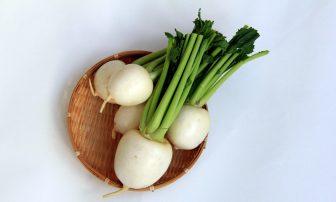 【旬菜】根は整腸に、葉は美肌作りに。かぶのレシピ6選