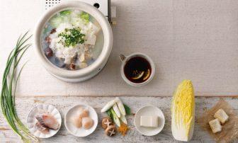 【旬菜】真っ白な見た目も◎。ダイエットに優しい鱈×大根を組み合わせた「雪見鍋」