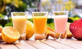 """冷えや胃腸疲れの改善、風邪予防にも。浅草農園Farm Bar×ヒューロムの""""ジュースショット"""""""