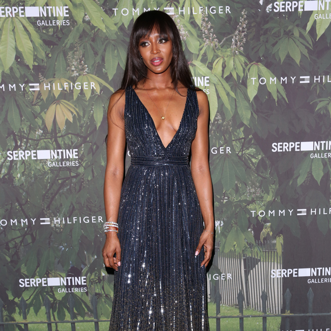Celebrities attend Serpentine Galleries and Tommy Hilfiger present the Summer Party in London Pictured: Naomi Campbell Ref: SPL1313313 070716 Picture by: Ana M Wiggins / Splash News Splash News and Pictures Los Angeles:310-821-2666 New York: 212-619-2666 London: 870-934-2666 photodesk@splashnews.com
