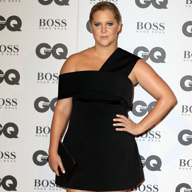 Amy Schumer at the GQ Men of the Year Award, Tate Modern, London, Britain