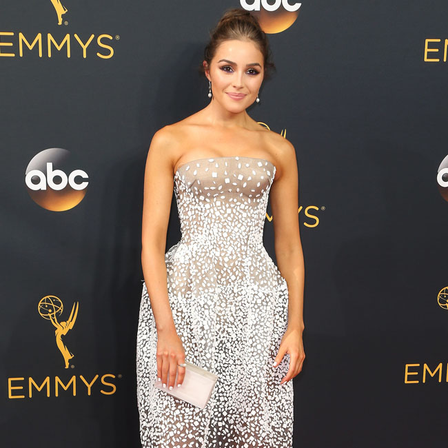 68th Annual Primetime Emmy Awards held at Microsoft Theater in Los Angeles, CA. Pictured: Olivia Culpo Ref: SPL1357878 190916 Picture by: AdMedia / Splash News Splash News and Pictures Los Angeles:310-821-2666 New York: 212-619-2666 London: 870-934-2666 photodesk@splashnews.com