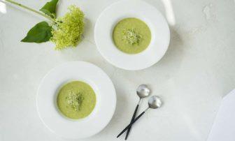 【レシピ】疲労回復や便秘解消に!旬野菜を使った「グリーンポタージュ」