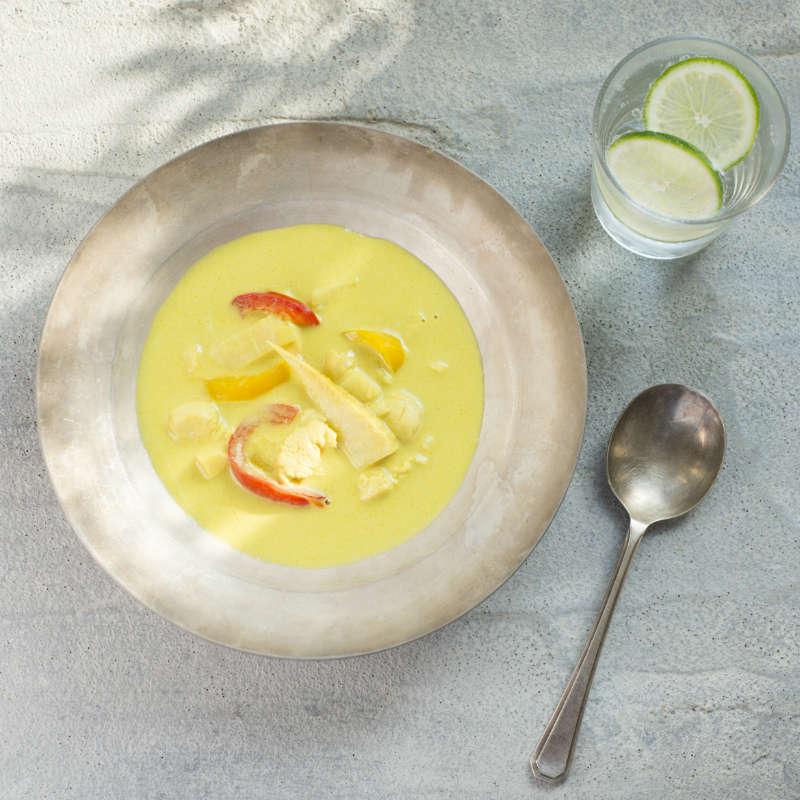 ターメリックのスープ