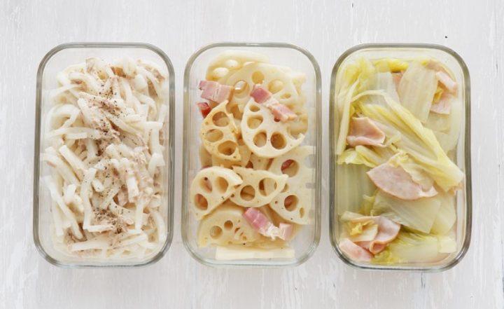 料理研究家の柳澤英子さんの「副菜レシピ」3品