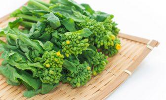 【今が旬!】苦味成分がダイエットに◎!「菜の花」の痩せレシピ6選