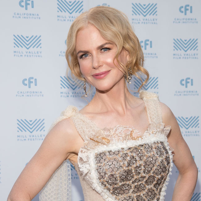 Nicole Kidman at arrivals for Lion and American Pastoral at the Mill Valley Film Festival. Mill Valley, California - Sunday October 9, 2016. Photograph: © Drew Altizer, PacificCoastNews. Los Angeles Office (PCN): +1 310.822.0419 UK Office (Photoshot): +44 (0) 20 7421 6000