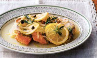 【旬菜】代謝アップに◎。さっぱりおいしい「サーモンと新玉ねぎのマリネ」