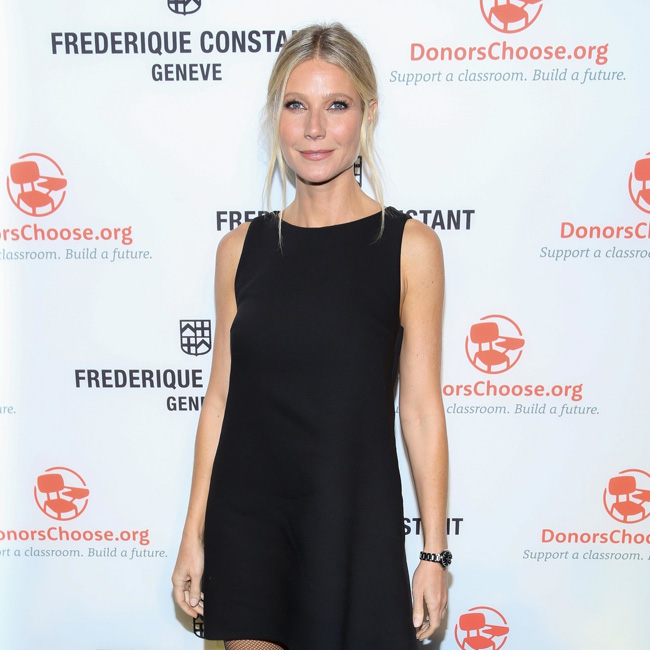 158979, Gwyneth Paltrow attends the Frederique Constant Horological Smartwatch launch at Spring Studios in New York City. New York, New York - Wednesday, November 2, 2016. Photograph: © AO Images, PacificCoastNews. Los Angeles Office (PCN): +1 310.822.0419 UK Office (Photoshot): +44 (0) 20 7421 6000
