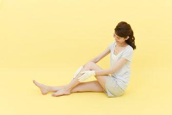 脂肪を燃やす【絹手袋マッサージ】冷えやむくみを改善する「絹」の秘密