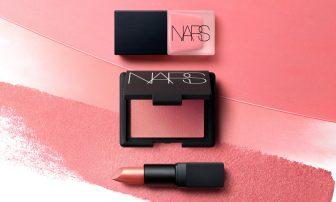 ほのかな色気が香るピンク。「NARS」の「ORGASM」に3つのアイテム