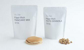 糖質&カロリー減。おいしく食物繊維を摂取できる「Fun Fiber」の朝ごはん