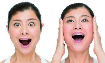 【動画レッスン】むくみを改善!間々田佳子さんの「顔ヨガ」5選
