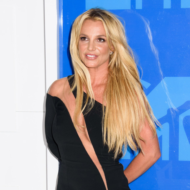 156316, Britney Spears at the red carpet for the 2016 MTV Video Music Awards held at Madison Square Garden in NYC. New York, New York - Sunday August 28, 2016. Photograph: © Guillermo, PacificCoastNews. Los Angeles Office (PCN): +1 310.822.0419 UK Office (Photoshot): +44 (0) 20 7421 6000