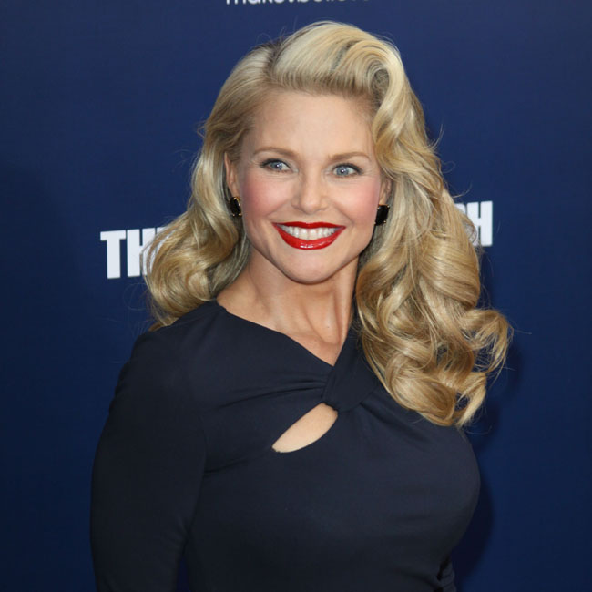 Celebrities attend 'The Ides of March' premiere, held at Ziegfeld Theater in New York City. Pictured: Christie Brinkley Ref: SPL321358 061011 Picture by: Splash News Splash News and Pictures Los Angeles:310-821-2666 New York:212-619-2666 London:870-934-2666 photodesk@splashnews.com