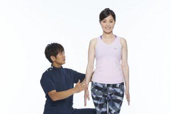 ボディデザイナー直伝!下腹が引っ込み痩せやすい姿勢になる簡単3step