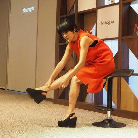 早坂香須子さんが伝授!美脚&ほっそり二の腕を叶える「リンパマッサージ」