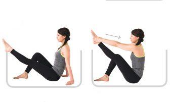 2週間で楽痩せ!美脚やお腹痩せに役立つ【ながらストレッチ】3選