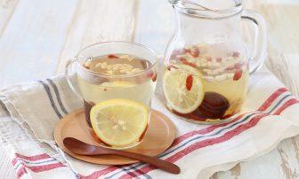 旬のレモンでダイエット!代謝アップに◎の「薬膳レモン白湯」