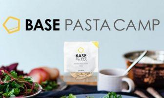 パスタを1か月食べ続けて理想の美ボディに!「BASE PASTA CAMP」がスタート