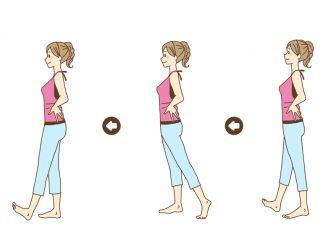 ゆがみを矯正して腰痛改善!1日5分ゆっくり歩く「距骨ウオーキング」