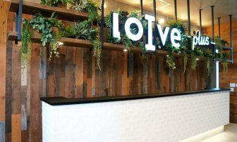 テラスやプロジェクションマッピングが楽しい新ヨガスタジオ「LOIVE-plus-」がオープン!