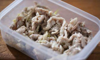 【RIZAP監修】糖質制限に役立つダイエットレシピ「ねぎ塩豚」