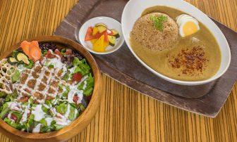 「ノニ=まずい」のイメージはホント?「タヒチアンノニ カフェ」で【野菜ランチ】を食べてきた
