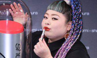 渡辺直美さんが「要潤さんとのキスを塗り替えたい」と宣言!「shu uemura」コラボコレクションを…