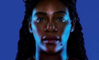 全米テニス出場のS・ウィリアムズ ナイキウエアをデザイン