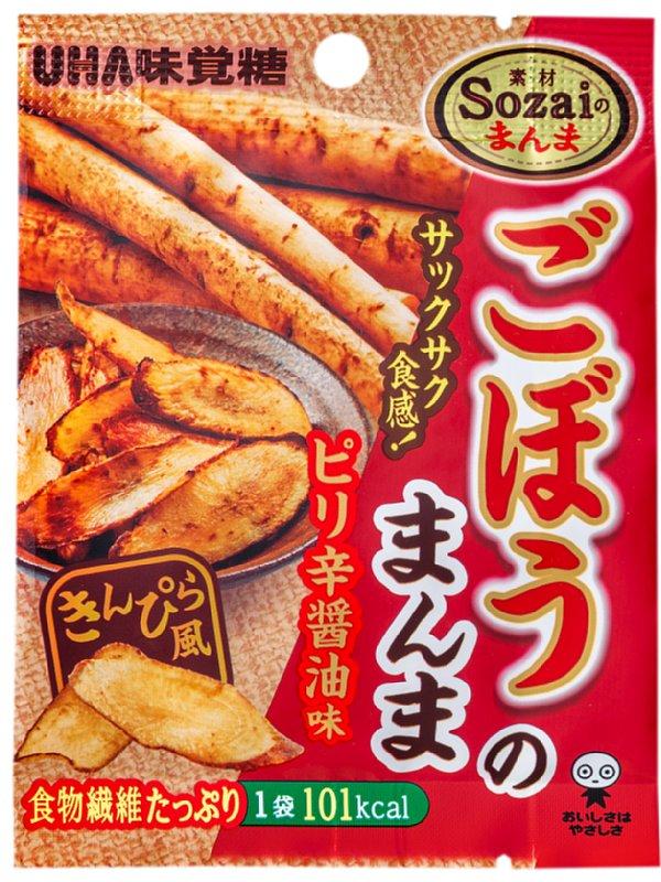 『Sozaiのまんま ごぼうのまんま ピリ辛醤油』