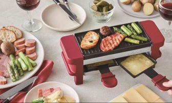 【Twitterプレゼント】チーズを味方につけ低糖質ダイエット!「ラクレット&チーズフォンデュメー…