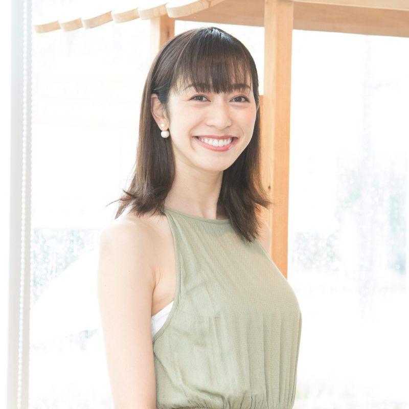 モデルで美容薬膳家の熊澤枝里子さん