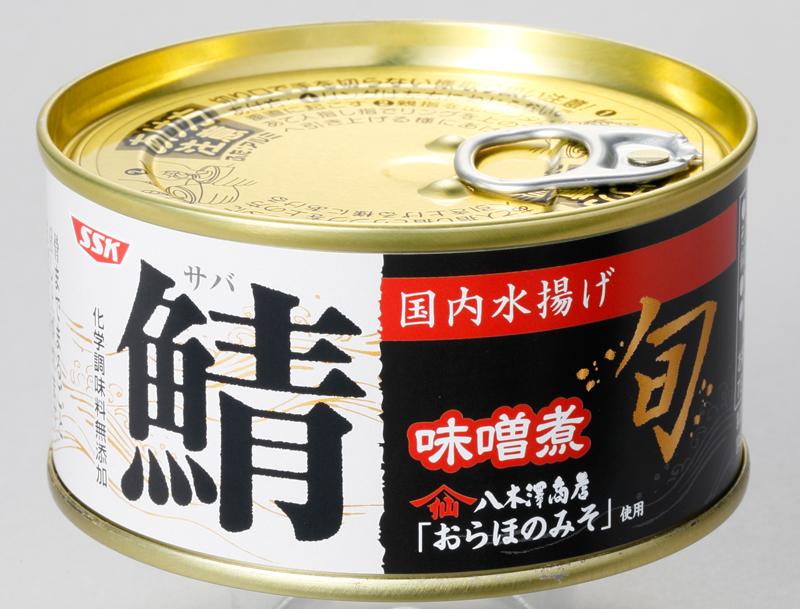 旬 鯖味噌煮
