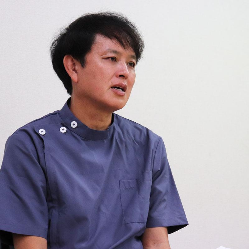 皮膚科漢方クリニック『あらなみクリニック』総院長・荒浪暁彦さん