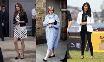 ダイアナ元妃からメーガン妃まで!英王室の華麗なるマタニティファッション