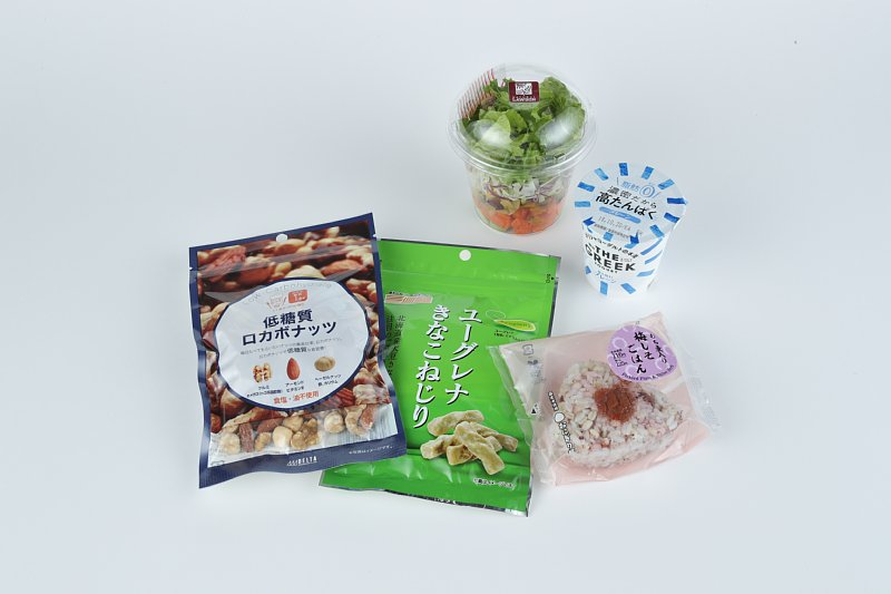 銀座ケイスキンクリニック院長の慶田朋子さんおすすめのコンビニ食