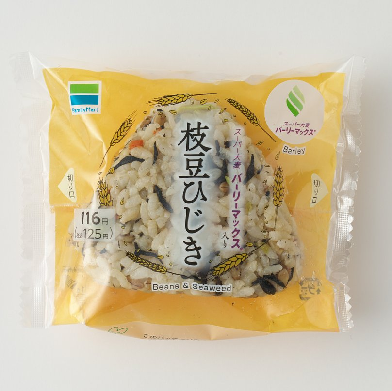 『スーパー大麦 枝豆ひじき』