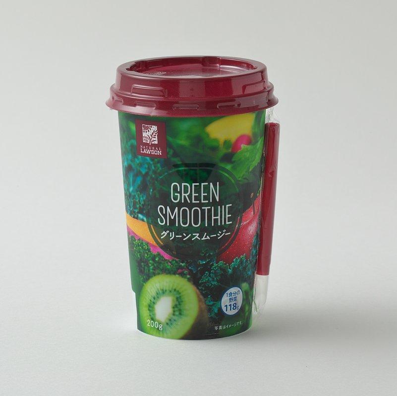 『NLグリーンスムージー 200g』(ローソン)178円(税込)