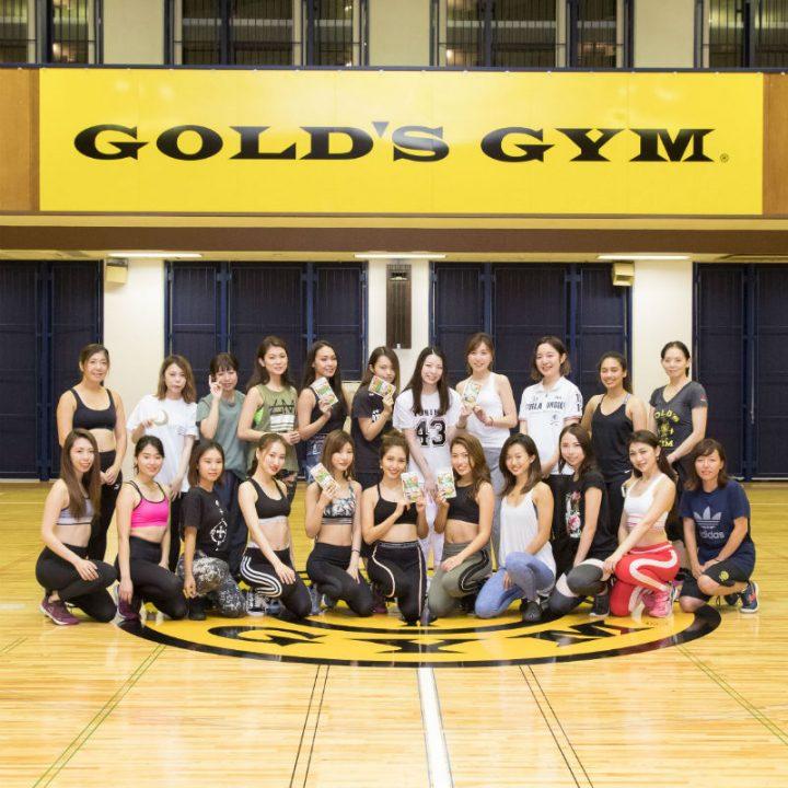 イベントに参加した女子たちの集合写真