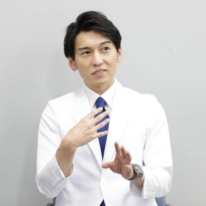 医師の工藤孝文さん