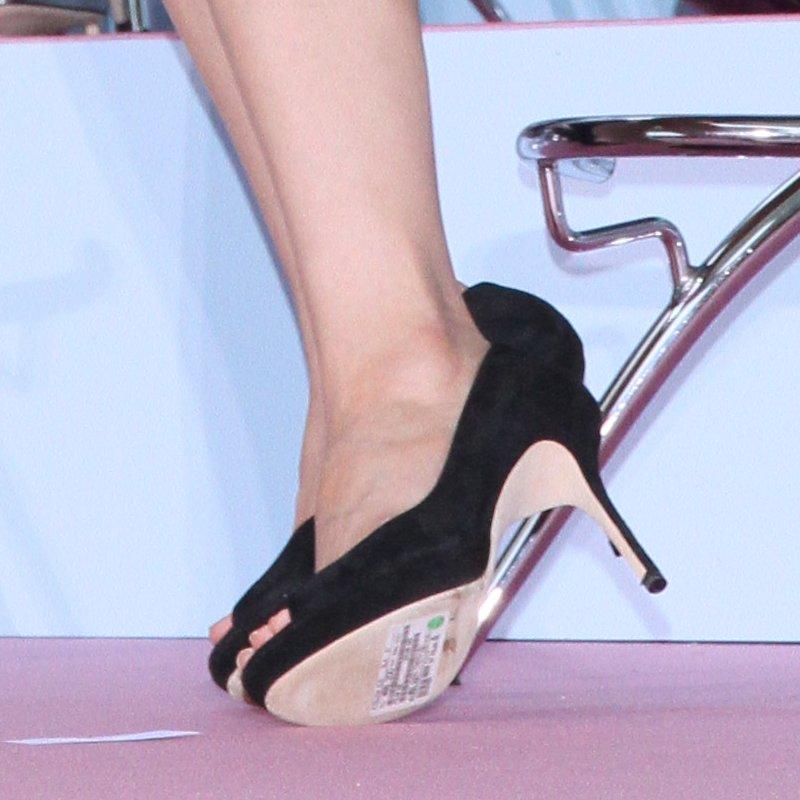 宮崎あおいの靴底