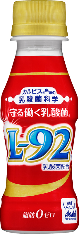 守る働く乳酸菌/アサヒ飲料の商品写真