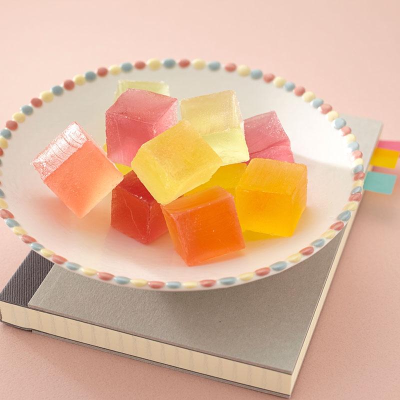 「御朱印」果実風味琥珀糖